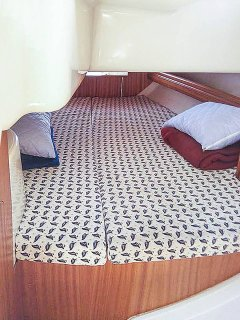 Bedroom Cabin with Double Bed
