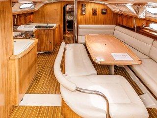 Sailing Boat Andromeda