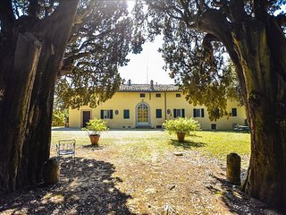 VILLA SAN DALMAZIO - Just two minutes from siena