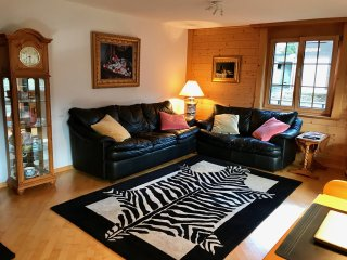Unique Chalet Saphir apartment in Grindelwald