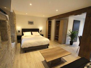 Studio hotel *** La chute d'eau - 42 m2 - 1 a 4 personnes - Le Moulin d'Oscar