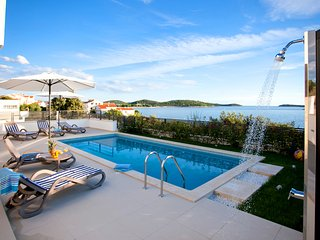 Luxury Villa White Marble  With Sea View, 50 Meters From Sea