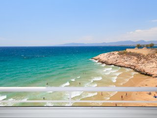 RITS 236: Modern and spacious beach front apartment, situated in Salou Center!!