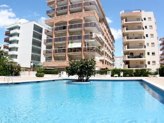 UHC CENTER II 113: Splendid Penthouse  in the centre of Salou and beachfront!