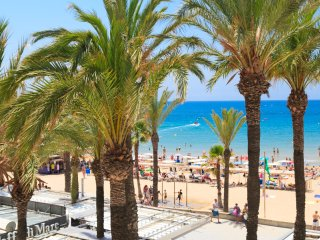 RUBENS 044: Very nice duplex apartment for 7 persons, in the centre of Salou!