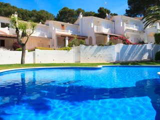 CASAS BLANCAS 239: Lovely residence of adjoined holiday houses,in the best cove!