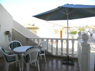 Ground Floor Apartment with WiFi in La Regia Cabo Roig
