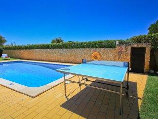 Villa Mirasol - 4 Bed, 4 Bath, Private Pool, Close to Castelo Beach & Albufeira