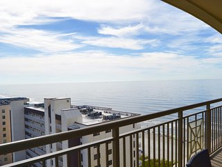 Mar Vista Grande Luxury Condo, 4BR/3BA oceanview, North Myrtle Beach SC