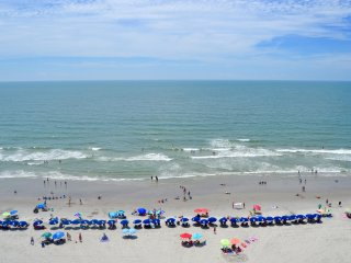 Mar Vista Grande Condo, 3BR/sought after oceanfront condo, N. Myrtle Beach