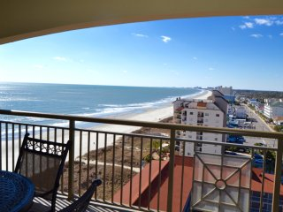Mar Vista Grande Condo,3BR/sought after southern side oceanview, N. Myrtle Beach