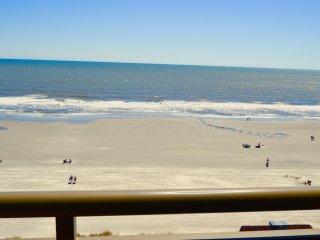 Rare Mar Vista Grande,3BR/3BA Oceanfront,Corner/end unit, N Myrtle Beach