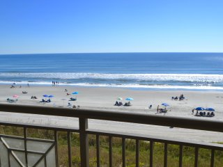 Stunning Mar Vista Grande Direct Oceanfront Condo,3BR/3BA North Myrtle Beach, SC