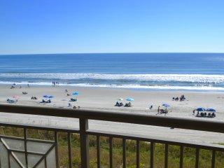 Stunning Mar Vista Grande Direct Oceanfront Condo,3BR/3BA North Myrtle Beach, SC