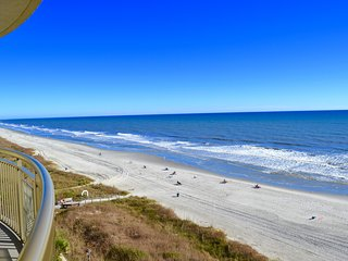 Stunning 3 Bedroom 3 Bath Ocean front Condo in North Myrtle Beach