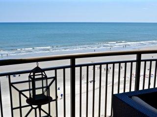 Gorgeous Mar Vista Grande Direct Oceanfront Condo,3BR/3BA North Myrtle Beach, SC