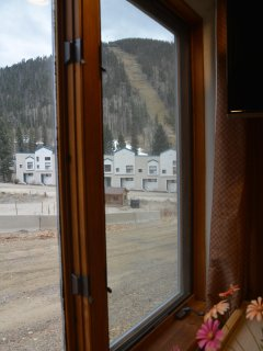View from Living & Dining Room Area