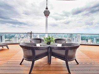 KLCC Penthouse & Sky Deck