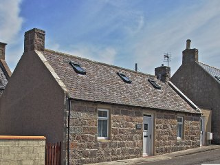 Holiday cottage in Portknockie