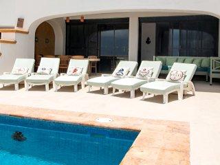 Secret Beach Boat Villa - Beachfront w/ Private Pool & Chef - 4 bedrooms