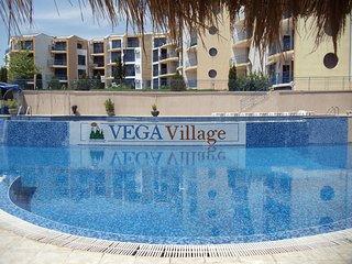 Apartment in St Vlas, Nr. Sunny Beach, Bulgaria - Directly on the Beach, Adjacen