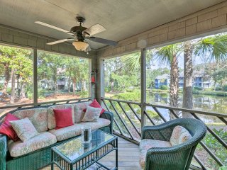 Kiawah Island Condo w/Patio - Mins to Beach & Golf