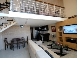 Seaview loft type condo Cebu City