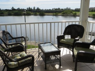 Waterways #424- View the Most Amazing Sunrises from this Water Front Condo!