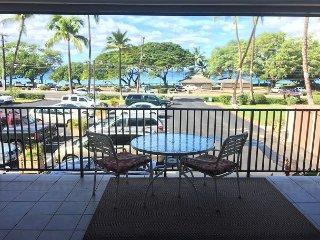 Maui Parkshore #211 Ocean View, Great Location, Across from Kamaole III Beach