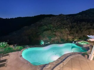Privately Gated Home in Calabasas with Pool + Spa