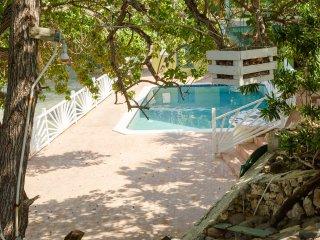 Unforgettable Villa: A Private, Beachfront Escape w/ AC