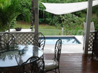 La Paillote, Beach Villa, 3 Bedroom, 2 pools