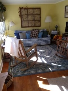 Cozy sunny cabin