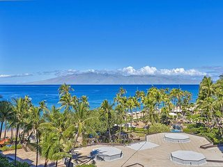 Hawaii Life Presents 'Moana' of The Alii 2BR/2BA Ocean View