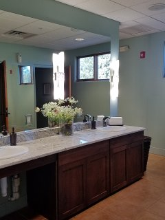 Changing Rooms, Showers, and Restrooms