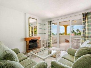 Golfers Dream - 3BR Condo with Big Terrace, Close to the Beach, Sea Views