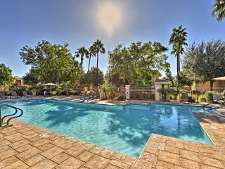 NEW! Phoenix Condo w/ Pool & Resort Amenities!