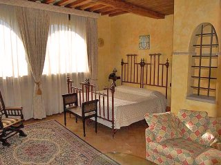Suite deluxe (2/3 people) - Umbria