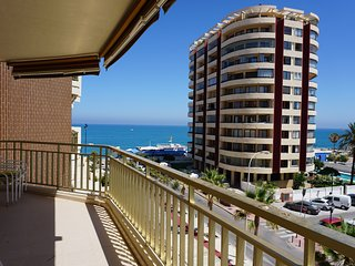 Amazing apartment with seaviews in Castle zone
