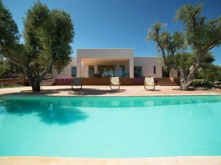 266 Villa with Pool and Sea View in Carovigno