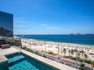 RJ016- Luxury Penthouse in Ipanema Beach