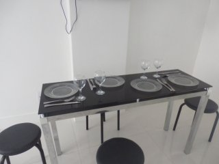 Apartment with one bedroom in Rio de Janeiro, with WiFi - 10 m from the beach