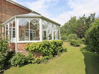 Conservatory view from outside