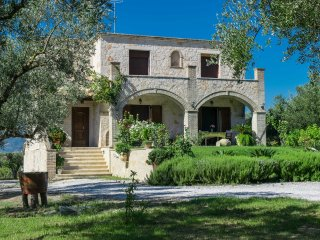 Villa Athina - 2-bedroom stone house