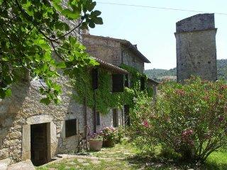 Entrance into house