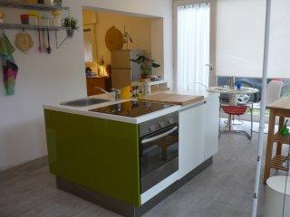 Appartamento in centro a Cervia con giardino