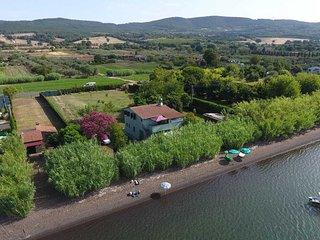 villa  privata sul lago umbria toscana lazio