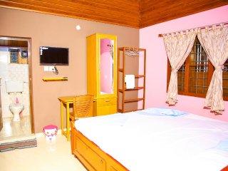 Mom&Pop Thyparambil Heritage - Bedroom 1