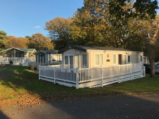 Shorefield Static Caravan - Seabreeze