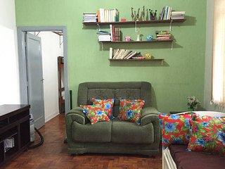 Apartamento 1 metrô Ana Rosa, Vila Mariana